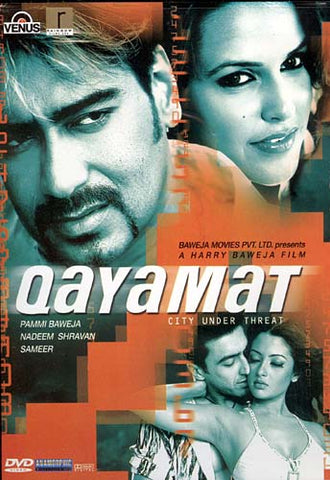 Qayamat DVD Movie