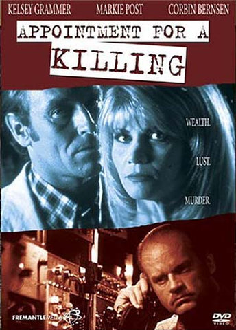 Appointment for a Killing DVD Movie