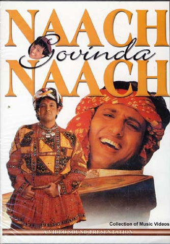 Naach Govinda Naach DVD Movie