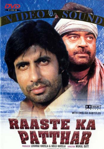 Raaste Ka Patthar DVD Movie