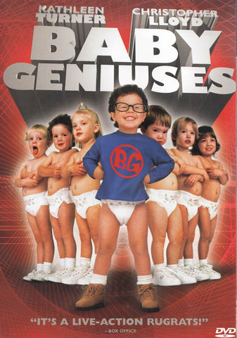 Baby Geniuses DVD Movie