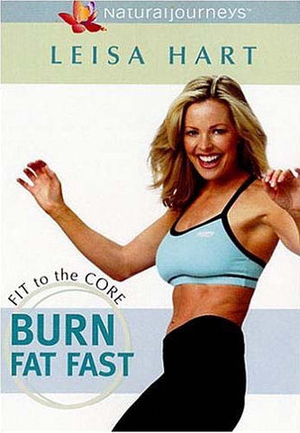 Leisa Hart - Fit to the Core - Burn Fat Fast DVD Movie