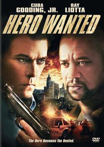 Hero Wanted DVD Movie