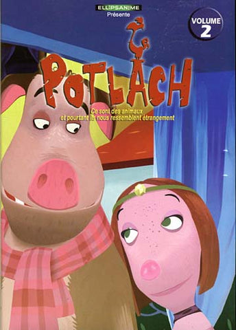 Potlach - Vol.2 (French Cover) DVD Movie