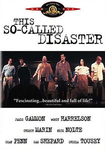 This So-Called Disaster DVD Movie
