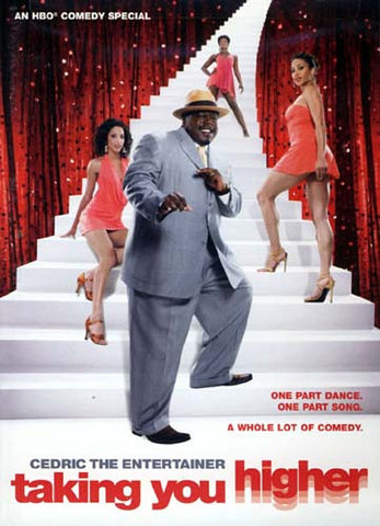 Cedric the Entertainer - Taking You Higher DVD Movie