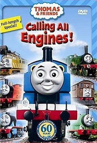 Thomas and Friends - Calling All Engines! DVD Movie