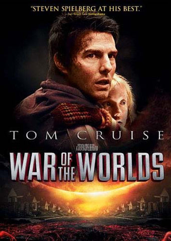 War of the Worlds (Widescreen Edition) (Bilingual) DVD Movie