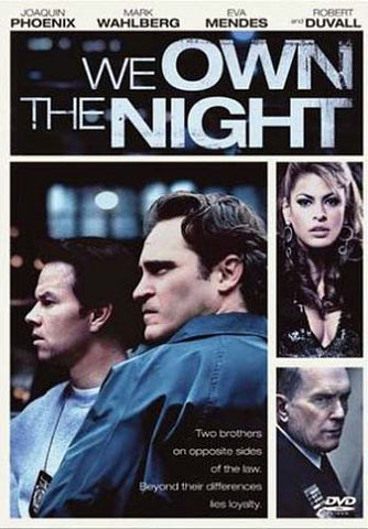 We Own the Night DVD Movie