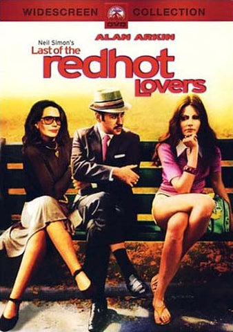 Last of the Red Hot Lovers DVD Movie