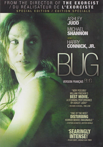Bug (Special Edition) (Bilingual) DVD Movie
