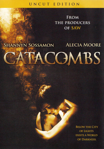 Catacombs (Uncut Edition) DVD Movie