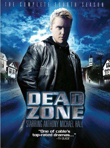 The Dead Zone - The Complete Fourth Season (Boxset) DVD Movie