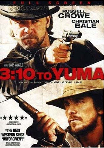 3:10 to Yuma (Full Screen Edition) DVD Movie