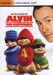 Alvin and the Chipmunks (2-Disc Set)
