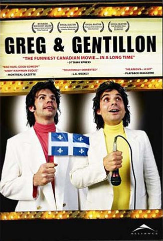 Greg and Gentillon (Bilingual) DVD Movie