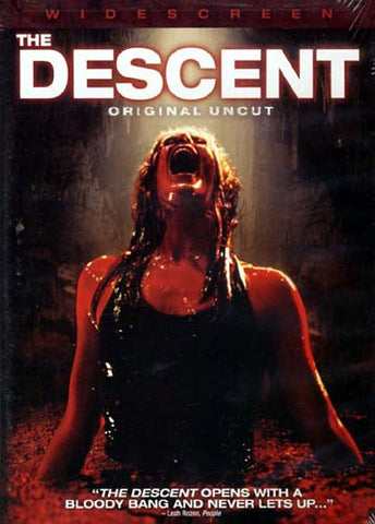 The Descent (Widescreen Original Uncut) DVD Movie
