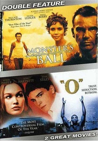 Monster s Ball / O (Double Feature) DVD Movie
