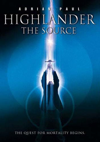 Highlander - The Source (LG) DVD Movie