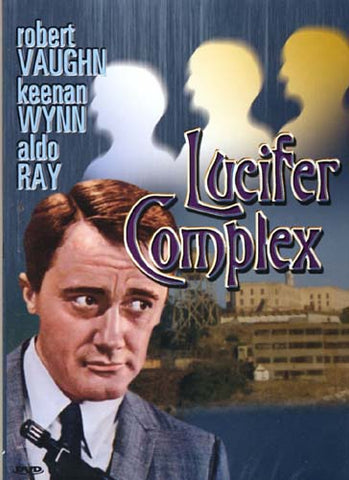 Lucifer Complex DVD Movie