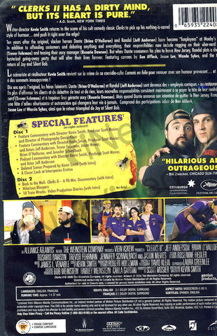Clerks II (Two-Disc Widescreen Edition) (Bilingual) DVD Movie