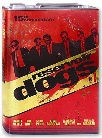 Reservoir Dogs (15th Anniversary Gas Can Edition) (Boxset) (USED) DVD Movie