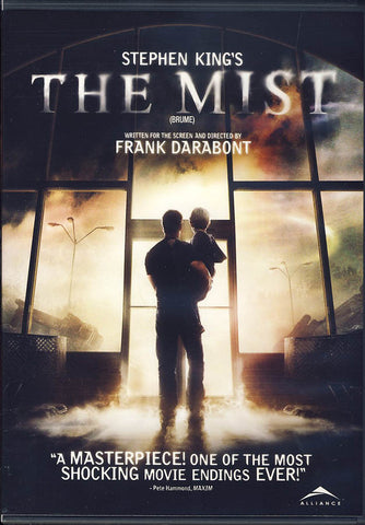The Mist (Bilingual) DVD Movie