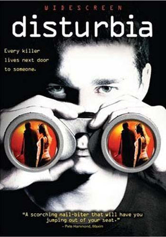 Disturbia (Widescreen) DVD Movie