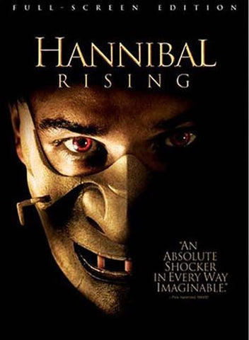 Hannibal Rising (Fullscreen) DVD Movie
