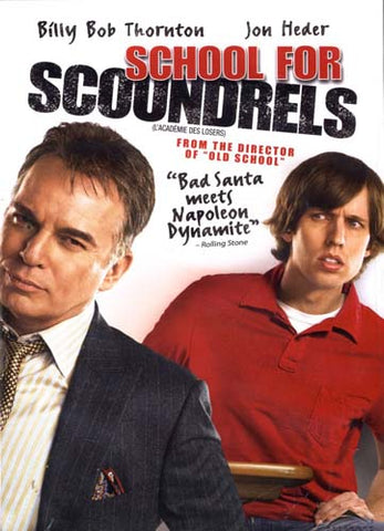 School for Scoundrels (Rated) (Bilingual) DVD Movie