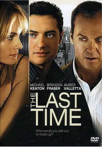 The Last Time DVD Movie