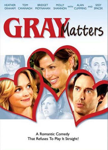 Gray Matters(Bilingual) DVD Movie