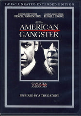 American Gangster (2-Disc Unrated Extended Edition) (Bilingual)