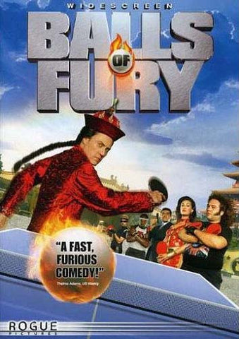Balls of Fury (Widescreen) DVD Movie