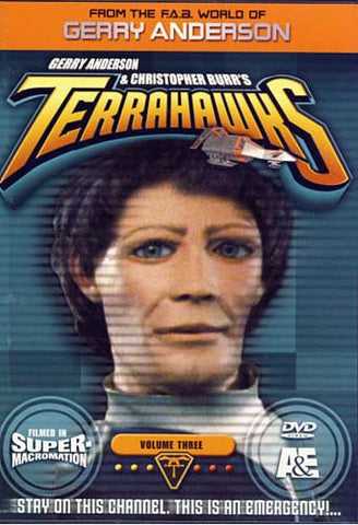 Terrahawks - Vol.3 DVD Movie