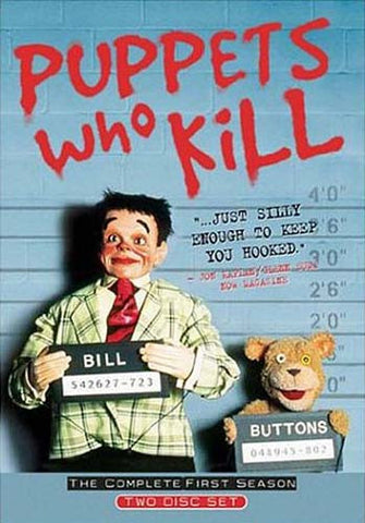 Puppets Who Kill - The Complete First Season DVD Movie