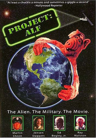 Project - Alf DVD Movie