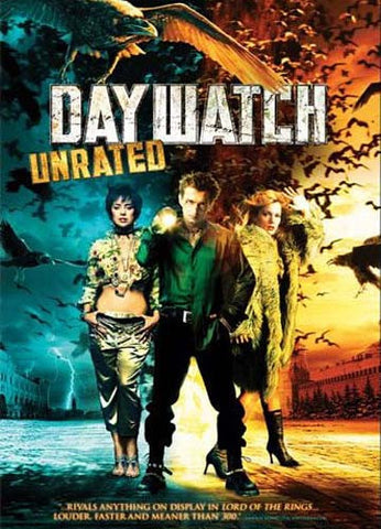 Day Watch (Unrated) DVD Movie