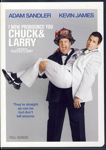 I Now Pronounce You Chuck And Larry (Full Screen) (Bilingual) DVD Movie