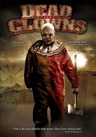 Dead Clowns DVD Movie