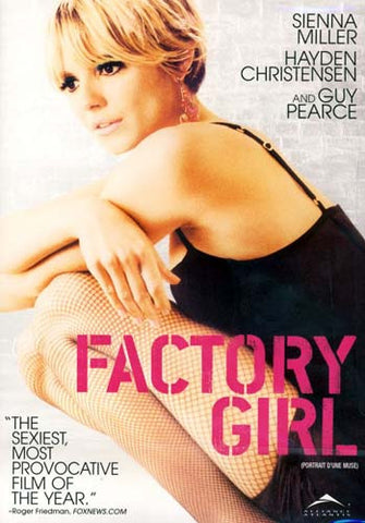 Factory Girl (Unrated) (All) DVD Movie