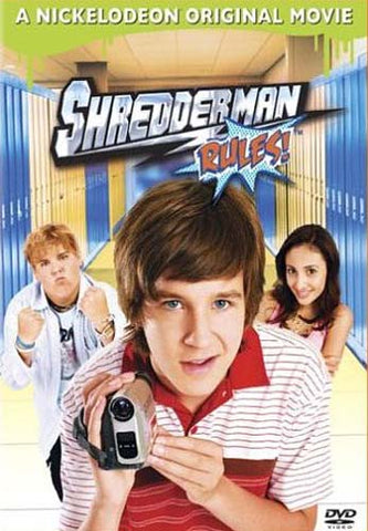 Shredderman Rules DVD Movie