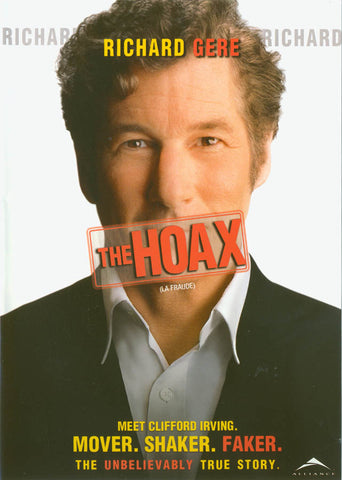 The Hoax (Bilingual) DVD Movie