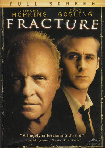 Fracture (Full Screen Edition) (Bilingual) DVD Movie