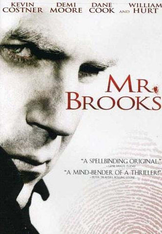 Mr. Brooks (Bilingual) DVD Movie