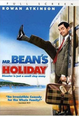 Mr. Bean's Holiday (Full Screen Edition) DVD Movie