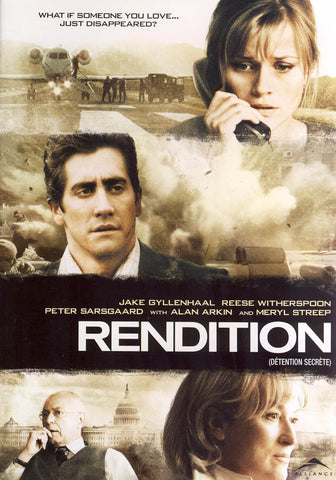 Rendition(Bilingual) DVD Movie