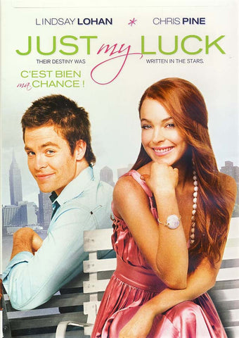 Just My Luck (C est Bien Ma Chance) DVD Movie