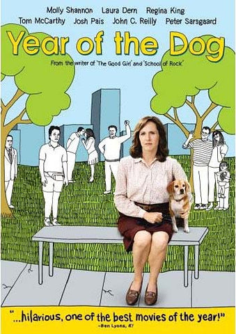 Year of the Dog DVD Movie