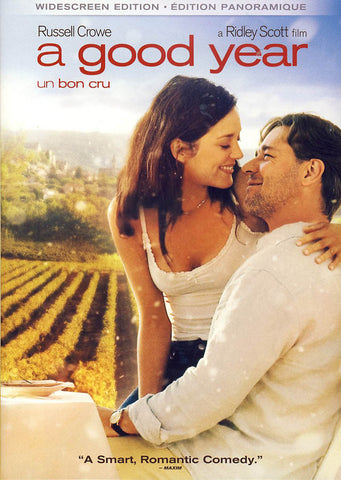 A Good Year (Un Bon Cru)(Widescreen Edition) DVD Movie
